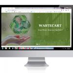 wastecart screen